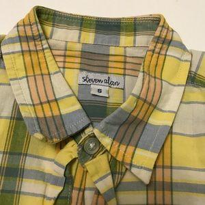 🌎 Steven Alan Button Down Shirts